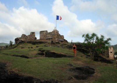 Fort Louis de Marigot